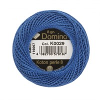 Coats Domino 8Gr Mavi No: 8 Nakış İpliği - K0029