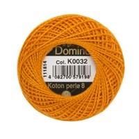Coats Domino 8Gr Turuncu No: 8 Nakış İpliği - K0032