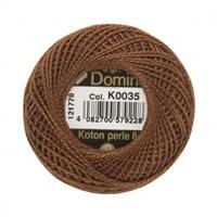 Coats Domino 8Gr Kahverengi No: 8 Nakış İpliği - K0035
