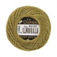Coats Domino 8Gr Kahverengi No: 8 Nakış İpliği - K0107