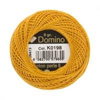Coats Domino 8Gr Turuncu No: 8 Nakış İpliği - K0198