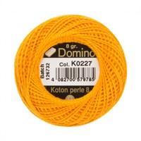 Coats Domino 8Gr Turuncu No: 8 Nakış İpliği - K0227