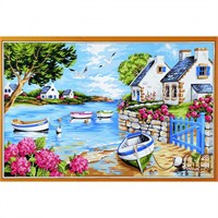 Royal Paris 75 X 48 Cm Baskılı Goblen - 9880146-00001