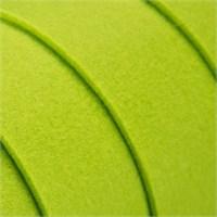 La Mia 50X50 Cm 3 Mm Fıstık Yeşil Sentetik Keçe - M50