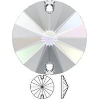 Swaovski Kristal Yuvarlak Dikilebilen Boncuk - 3200