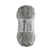Kartopu Cotton Spray Ebruli El Örgü İpi - S1036