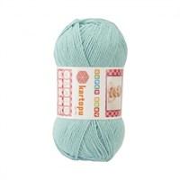 Kartopu Super Baby Açık Mavi Bebek Yünü - K3062