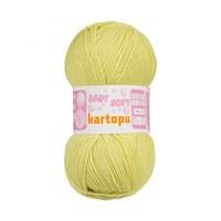 Kartopu Baby Soft Yeşil Bebek Yünü - K366