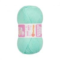 Kartopu Baby Soft Açık Mavi Bebek Yünü - K455
