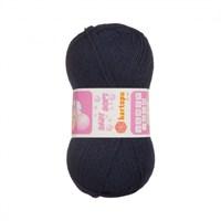 Kartopu Baby Soft Lacivert Bebek Yünü - K633