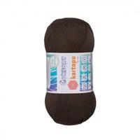 Kartopu Comfort Koyu Kahverengi El Örgü İpi - K890