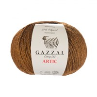 Gazzal Artic Kahverengi El Örgü İpi - 07