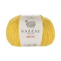Gazzal Artic Sarı El Örgü İpi - 20