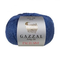 Gazzal Exclusive Lacivert El Örgü İpi - 9911