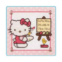 Anchor Hello Kitty Etamin Kiti - Hky0017