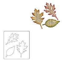 Sizzix Yapraklar Kalıbı - 1656927