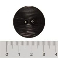 Hobium Büyük Boy Siyah Fantazi Düğme