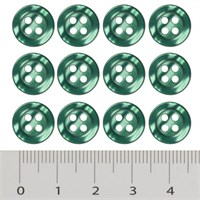 Hobium Yeşil Fantazi Düğme
