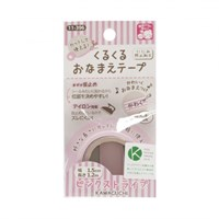 Kiyohara Kawaguchi 20 Gr. Pembe Ütüyle Yapışan Kumaş Şerit - 11-396