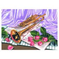 Collection D'art 30X40 Cm Baskılı Goblen - 6179