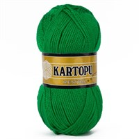 Kartopu Resital Çimen Yeşili El Örgü İpi - K416