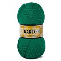Kartopu Resital Zümrüt Yeşili El Örgü İpi - K451