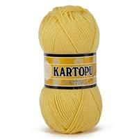 Kartopu Resital Sarı El Örgü İpi - K330