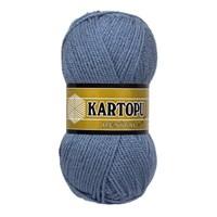 Kartopu Resital Mavi El Örgü İpi - K658
