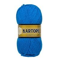 Kartopu Resital Mavi El Örgü İpi - K523