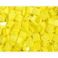 Miyuki Tila Bead 5X5 Mm 50 Gr. Opak Limon Sarısı Boncuk - 690Tl00-0404