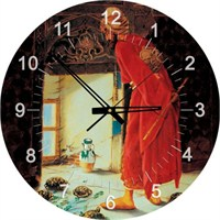 Art Puzzle Kaplumbağa Terbiyecisi (570 Parça,Saat Puzzle)