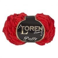 Loren Puffy Kırmızı Dut İpi - 08
