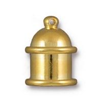 Tierra Cast 1 Adet 15.5 Mm Altın Rengi Huni Kapama - 01-0202-25