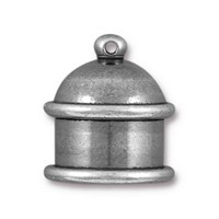 Tierra Cast 1 Adet 15.5 Mm Gümüş Rengi Huni Kapama - 01-0203-45
