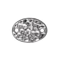 Tierra Cast 1 Adet 8.9X12.8 Mm Gümüş Rengi Oval Bağlantı Aksesuarı - 94-3081-61