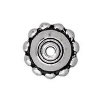 Tierra Cast 1 Adet 4.25X8 Mm Gümüş Rengi Huni Kapama - 94-5501-12