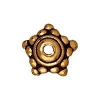 Tierra Cast 1 Adet 4.25X7.75 Mm Altın Rengi Huni Kapama - 94-5548-26