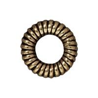 Tierra Cast 1 Adet 9.75X2.25 Mm Altın Rengi Halka Takı Ara Aksesuarı - 94-5592-27