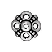 Tierra Cast 1 Adet 3.25X9.25 Mm Gümüş Rengi Huni Kapama - 94-5605-12
