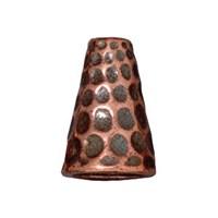 Tierra Cast Hammertone 1 Adet 12.5X9.25 Mm Bakır Rengi Huni Kapama - 94-5736-18
