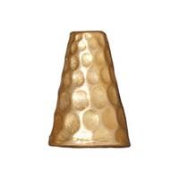 Tierra Cast Hammertone 1 Adet 12.5X9.25 Mm Altın Rengi Huni Kapama - 94-5736-25