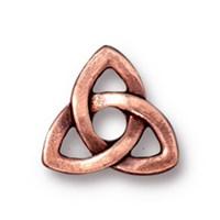 Tierra Cast Rivetable 1 Adet 10.5 Mm Bakır Rengi Celtic Takı Ara Aksesuarı - 94-5796-18