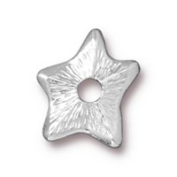 Tierra Cast Rivetable 1 Adet 14.1 Mm Gümüş Rengi Yıldız Takı Ara Aksesuarı - 94-5798-61