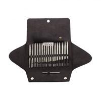 Addi Click Değiştirilebilen Metal Örgü Şişi Seti - 650-7