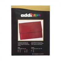 Addi Colours Renkli Plastik Saplı Yün Tığ Seti - 648-7
