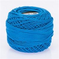 Ören Bayan Koton Perle No:8 Mavi El Nakış İpliği - 544