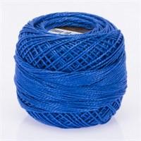 Ören Bayan Koton Perle No:8 Mavi El Nakış İpliği - 4072