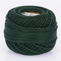Ören Bayan Koton Perle No:8 Koyu Yeşil El Nakış İpliği - 597