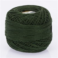 Ören Bayan Koton Perle No:8 Yeşil El Nakış İpliği - 4067