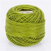 Ören Bayan Koton Perle No:8 Fıstık Yeşili El Nakış İpliği - 4004